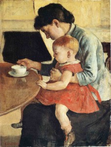 Hodler-mother-and-child